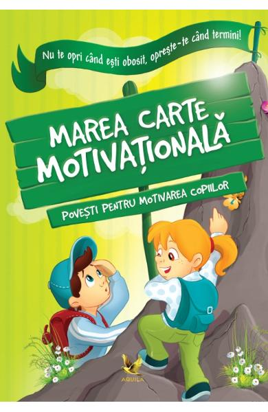 Marea carte motivationala