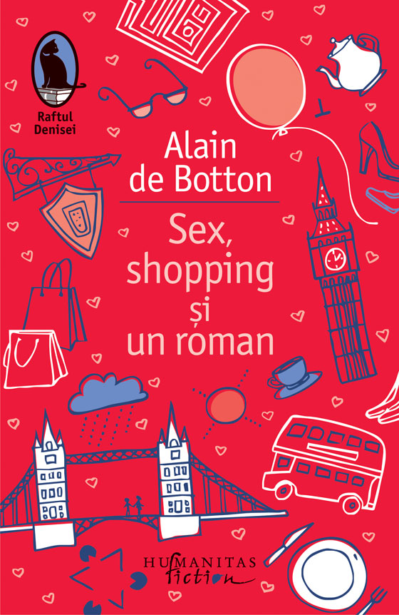 Sex, shopping si un roman