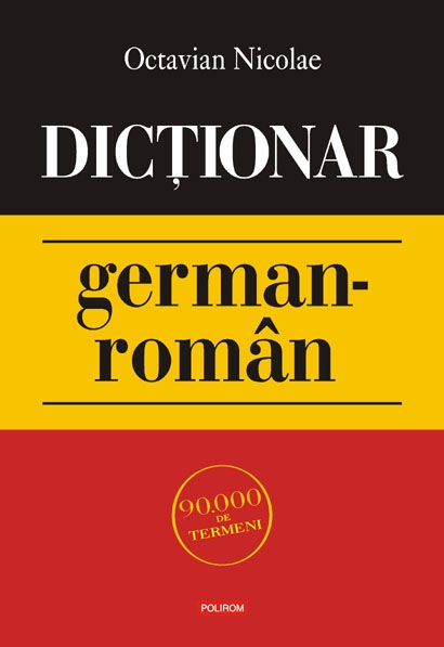 Dictionar german roman 90.000 de cuvinte